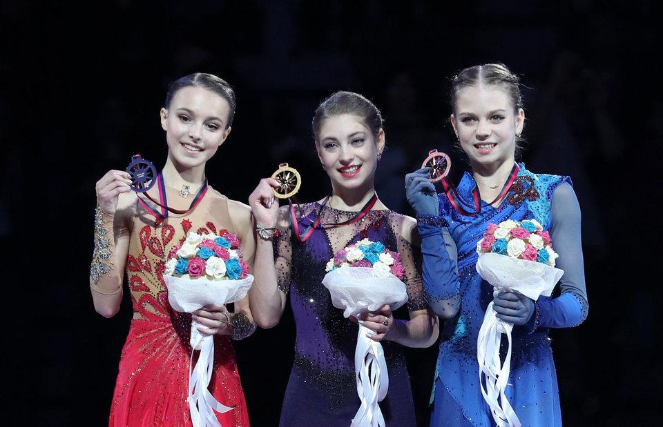 Определен состав участников чемпионата России в Красноярске
