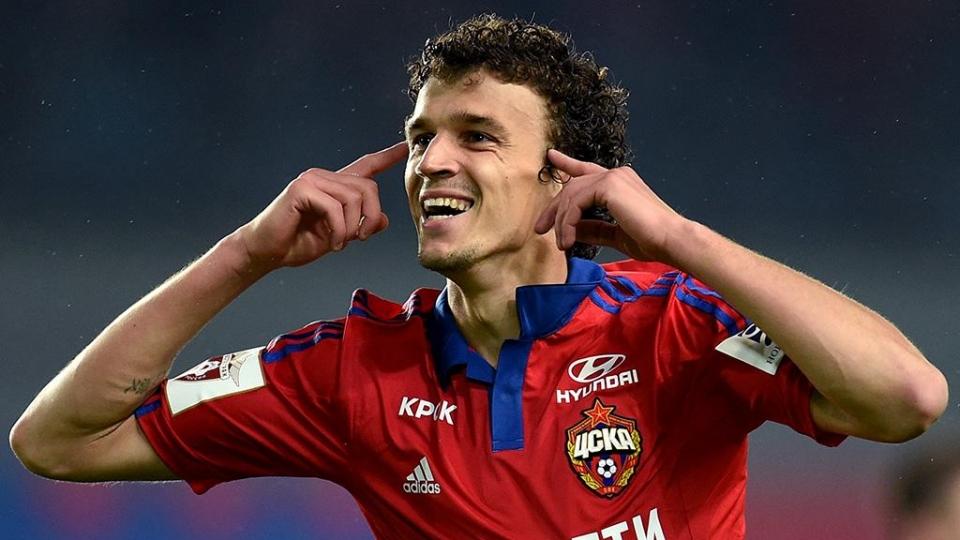 УЕФА рассмотрит апелляцию Еременко 2 марта