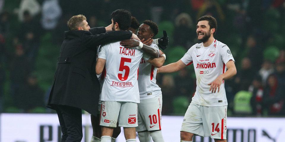 Тренер «Атлетика»: «Спартак»— нападающая команда, которой просто даются голы