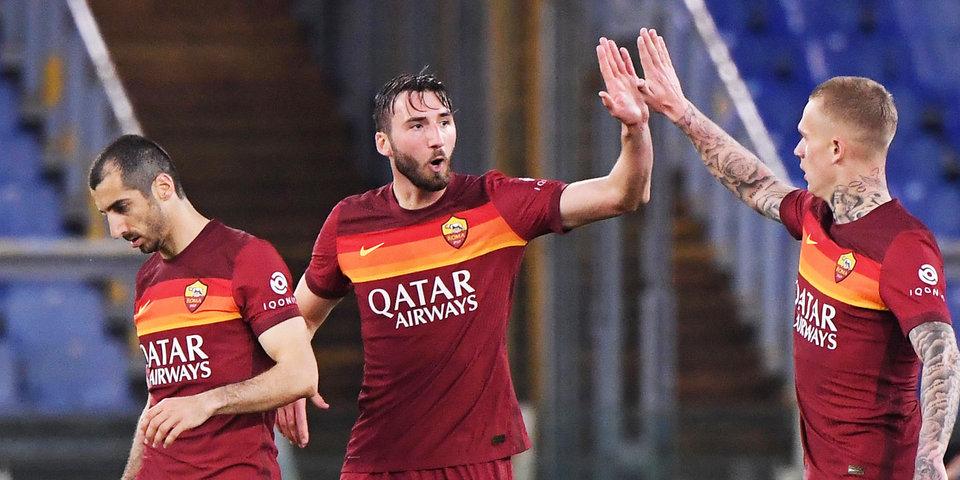 «Рома» и «МЮ» назвали стартовые составы на полуфинал Лиги Европы