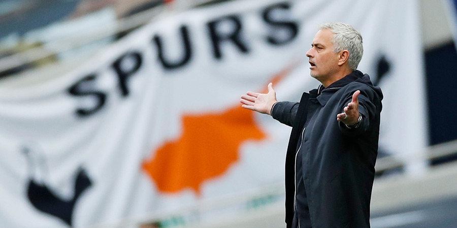 Жозе Моуринью: «Контролируя игру, у нас было 89 минут, чтобы забить еще, но мы этого не сделали»