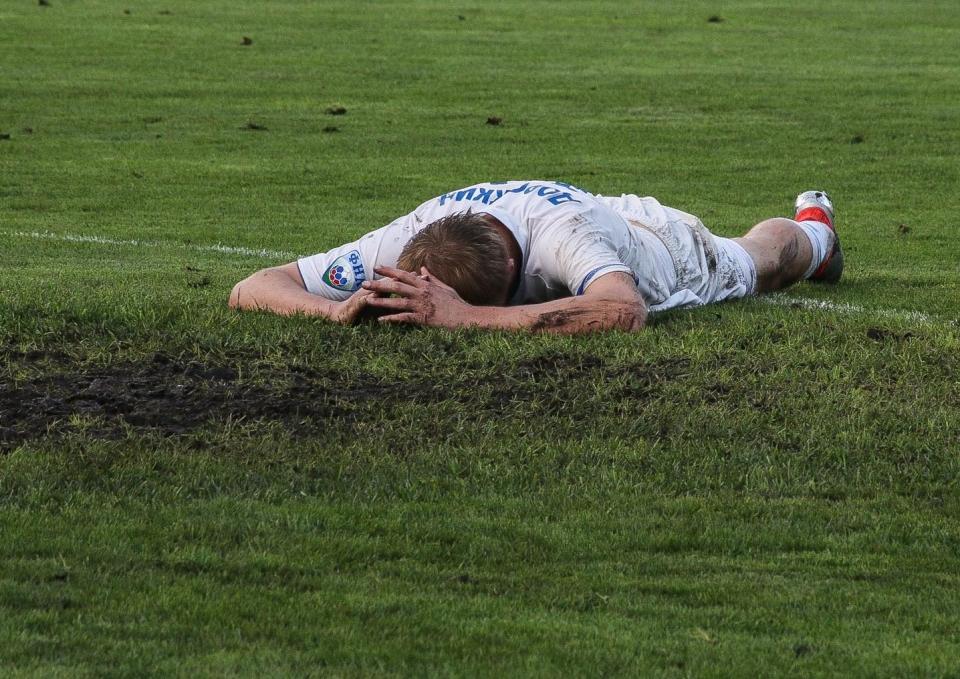 «Тамбов» расстался с пятью игроками