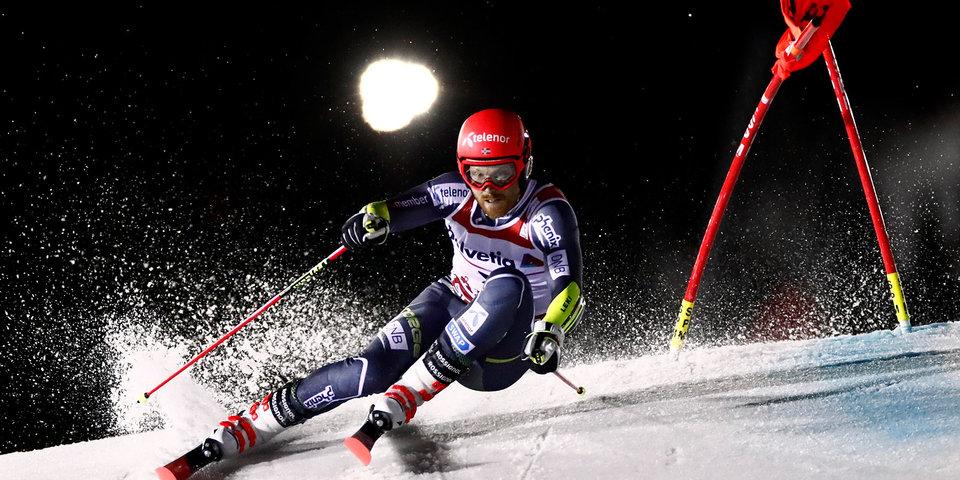 Старты горнолыжников в Венгене были отменены