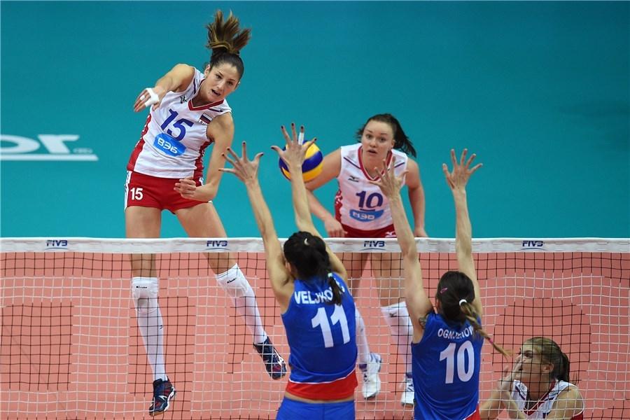 Женская сборная России добыла путевку на ЧМ-2018