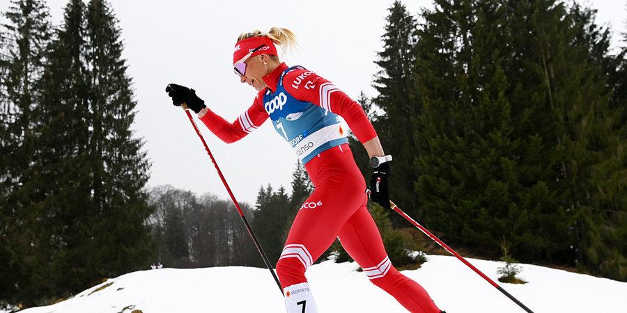Смирнова и Сорина выиграли командный спринт на чемпионате России