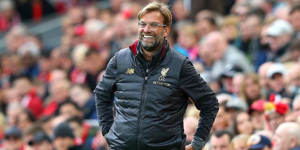 Юрген Клопп: «Ливерпуль» лидирует в АПЛ на ближайшие сутки? Мечтал об этом всю жизнь»