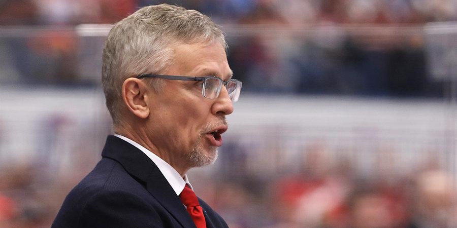 СМИ: Ларионов станет новым тренером молодежной сборной России