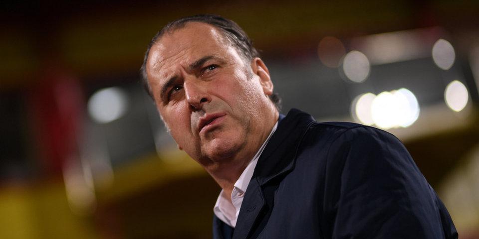 «Арсенал» объявил об уходе Божовича
