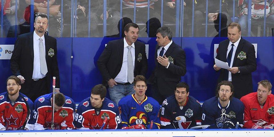 «Ребята, в этой команде все решения принимаю я». Казанский — о том, как был тренером звезд КХЛ