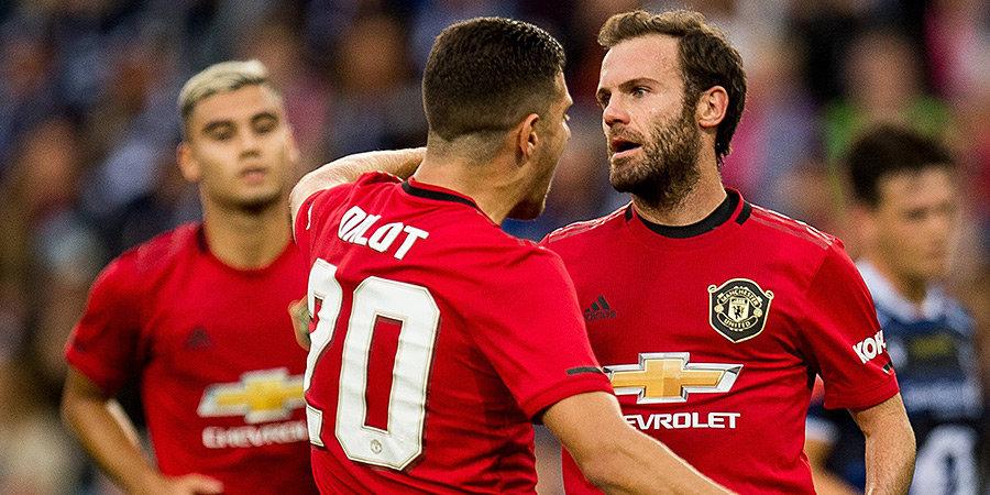 Мата может покинуть «Манчестер Юнайтед»
