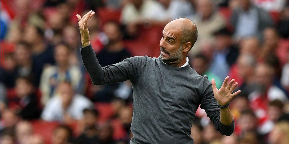 Хосеп Гвардиола: «Ливерпуль» может наказать за любую ошибку»