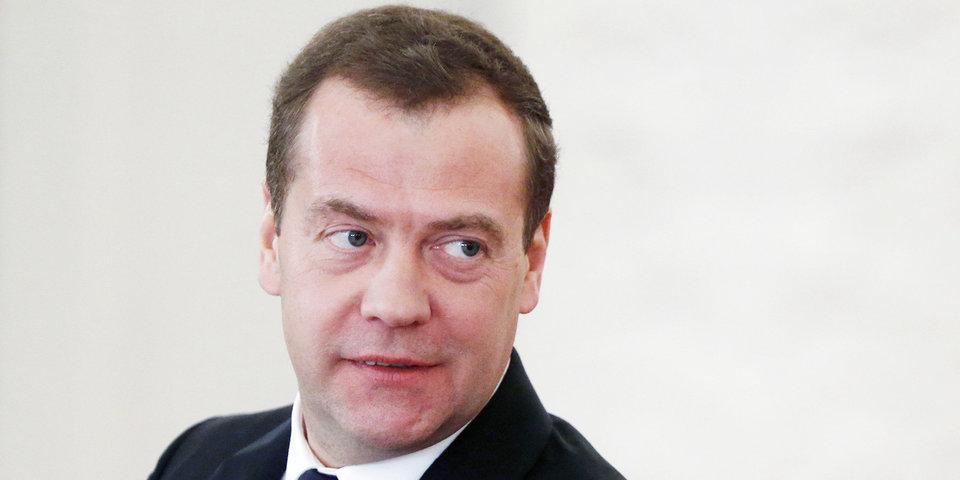 Медведев поздравил призеров Олимпиады-2018 Спицова и Трегубова