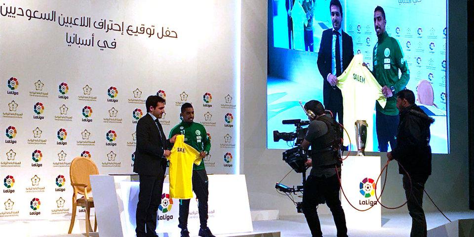 Игроки сборной Саудовской Аравии массово едут в Испанию. Что происходит?