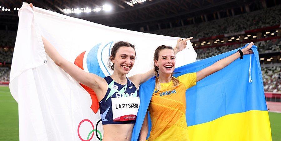 Украинскую призерку ОИ-2020 вызовут в Минобороны из-за фото с Ласицкене