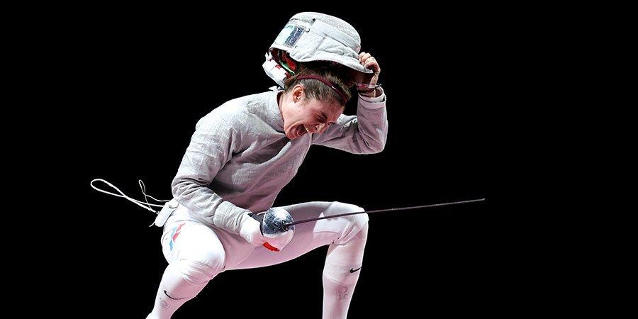 София Позднякова: «Не возлагала на себя надежд на этой Олимпиаде и просто получала удовольствие»