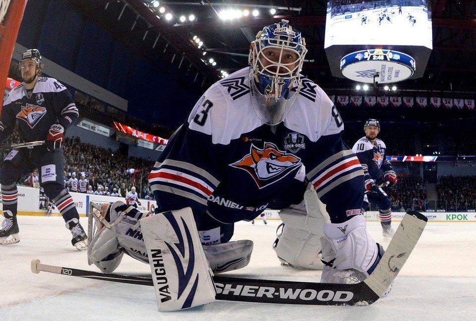 Кошечкин – лучший вратарь минувшего сезона КХЛ