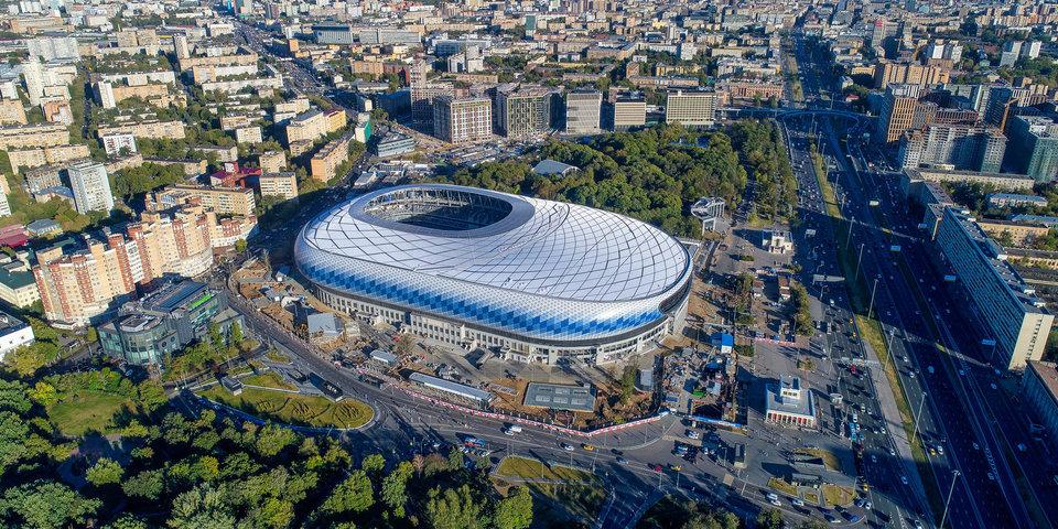 Стадион «Динамо» получил разрешение на ввод в эксплуатацию