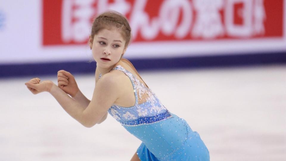 Липницкая и Сотникова пропустят контрольные прокаты в Сочи по состоянию здоровья