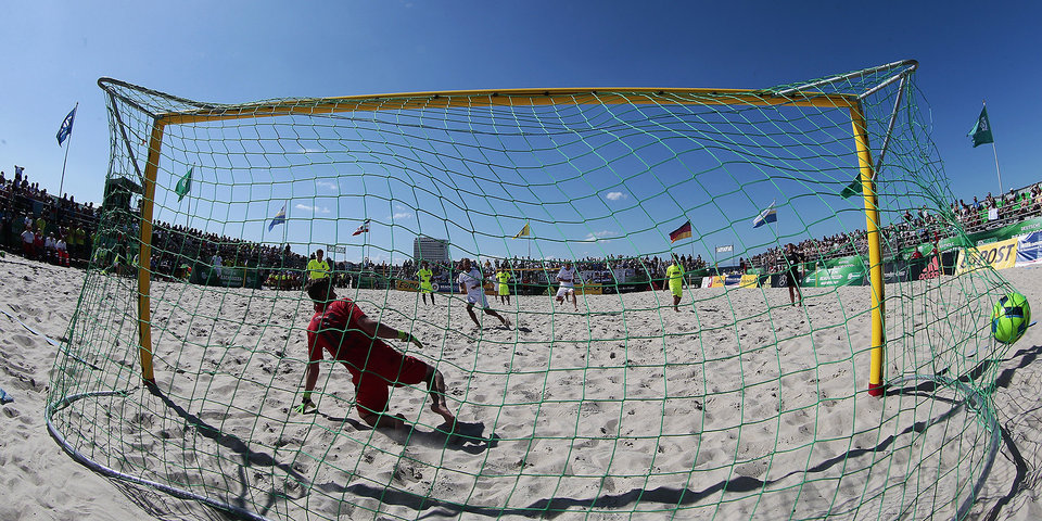 Россия уступила Португалии, проиграв второй матч на Мундиалито