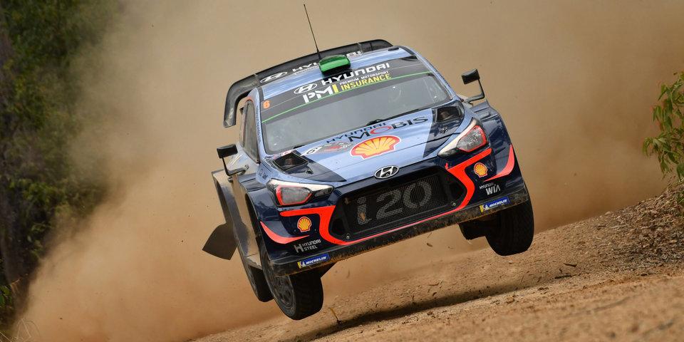 Лёб и Гронхольм снова в WRC, Ожье — в своей первой команде. Будет интересно