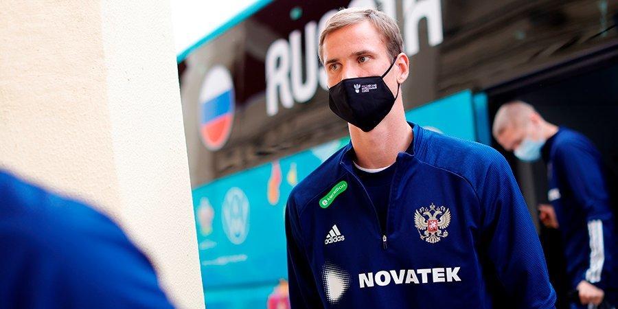 Кирилл Новиков: «У Шунина был шанс проявить себя в прошлом матче»