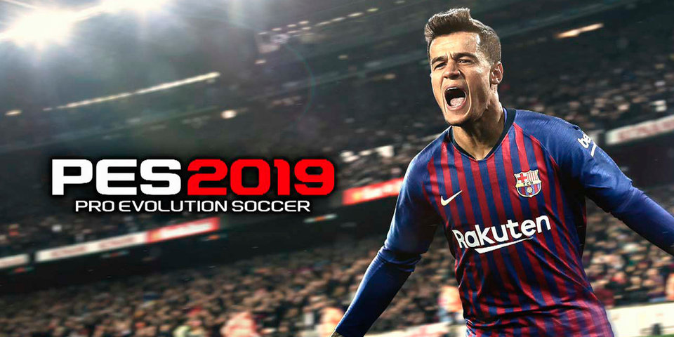В ближайшее время выйдет новая версия Pro Evolution Soccer 2019