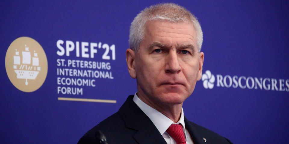 Министр спорта РФ поздравил Дериглазову и Коробейникову с серебром и бронзой ОИ