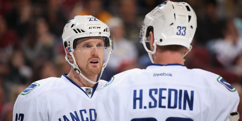 Братья Седины стали первыми звездами прошедшего дня в НХЛ