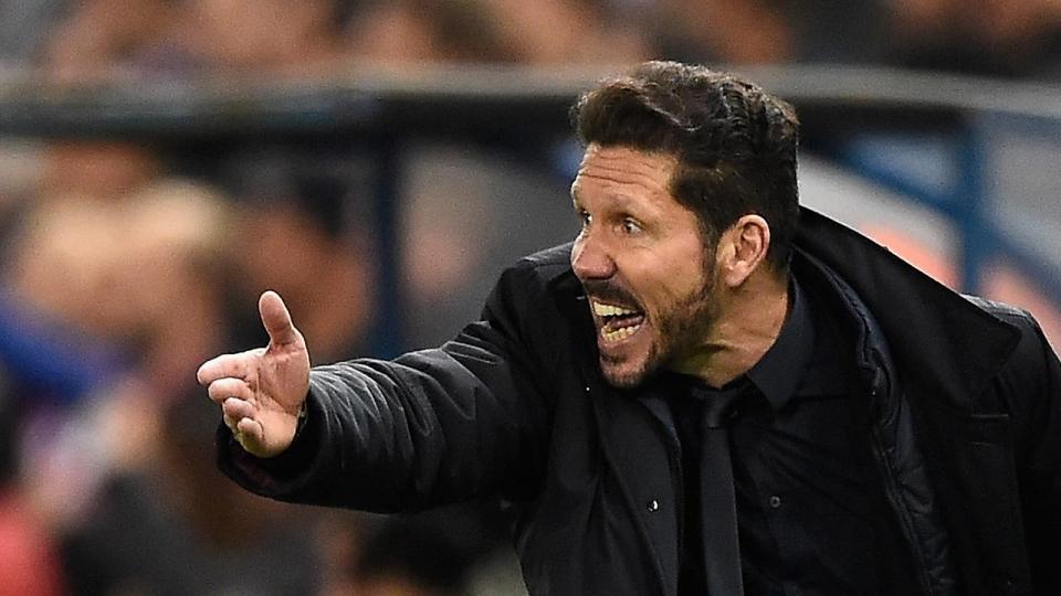 Диего Симеоне: «Атлетико» провел лучший матч в сезоне в примере»