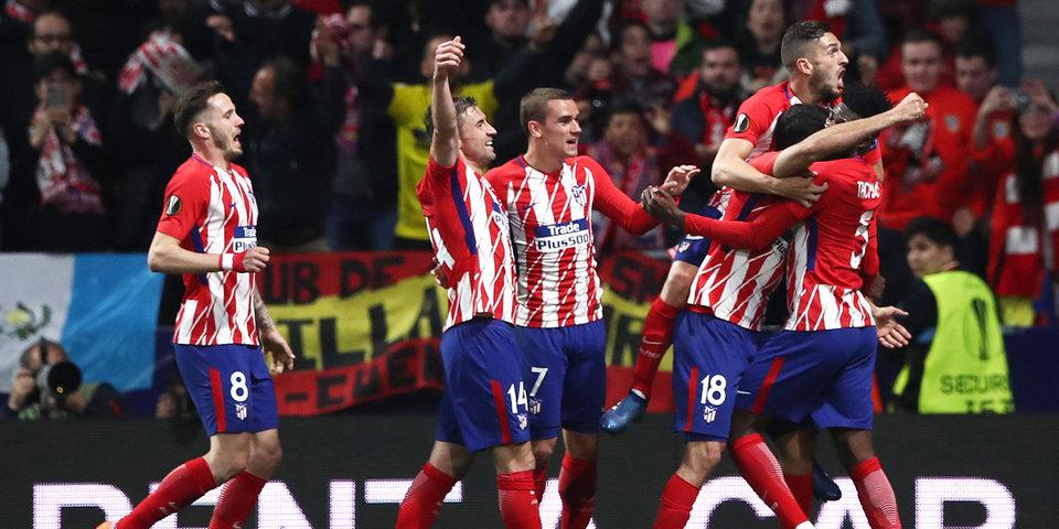«Атлетико» - в финале Лиги Европы! Соперник - «Марсель»