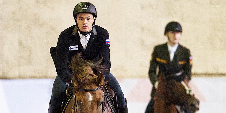 Лифанов располагается на 6-м месте в общем зачете пятиборья на ОИ после конкура