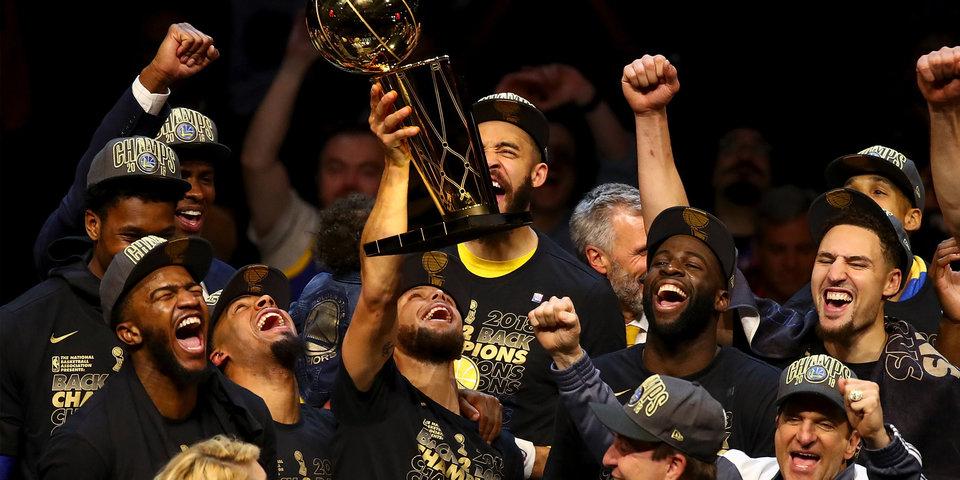 Комиссар НБА: «Доминирование «Голден Стэйт» не вредит лиге»