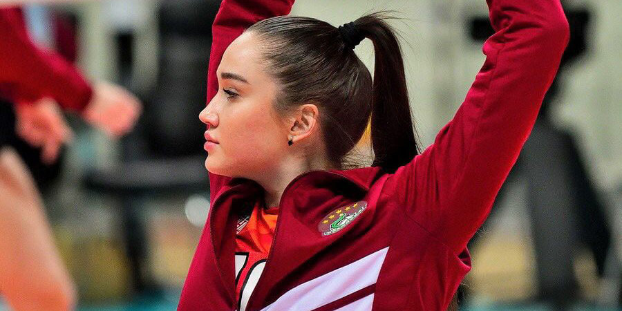 Российская волейболистка во время чемпионата Европы попросила корреспондента «Матч ТВ» купить ей линзы