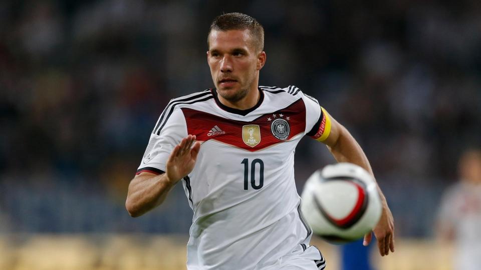 Подольски завершит карьеру в сборной Германии 22 марта