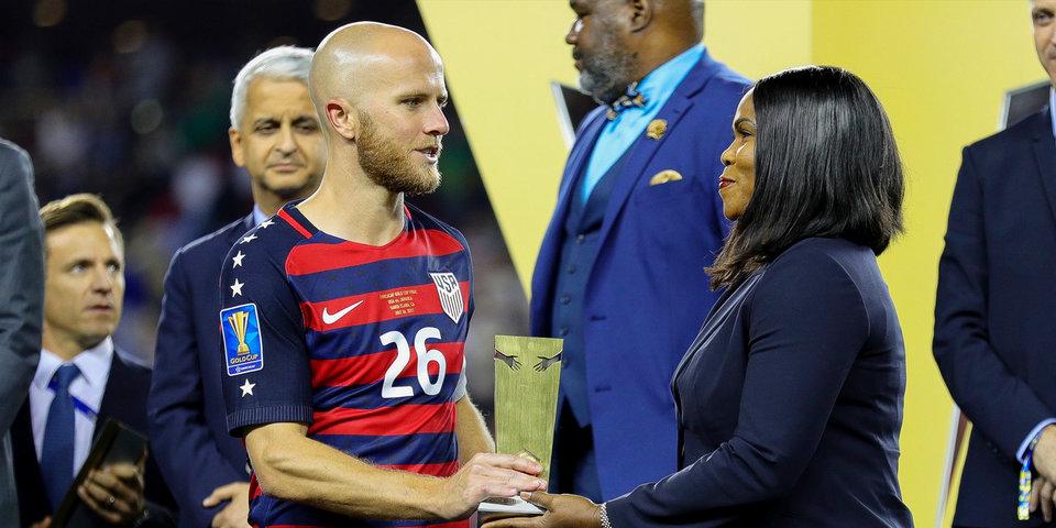 Брэдли – лучший игрок Золотого кубка КОНКАКАФ