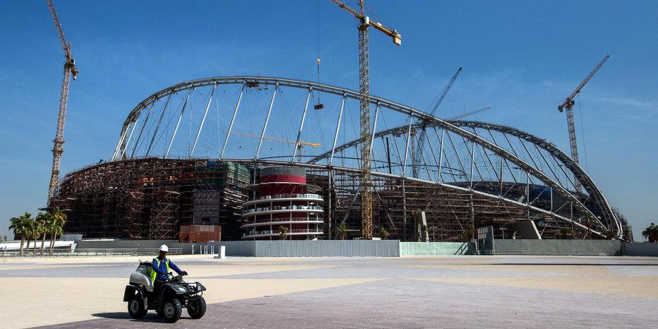 На стройках ЧМ-2022 в Катаре грядут сокращения рабочих