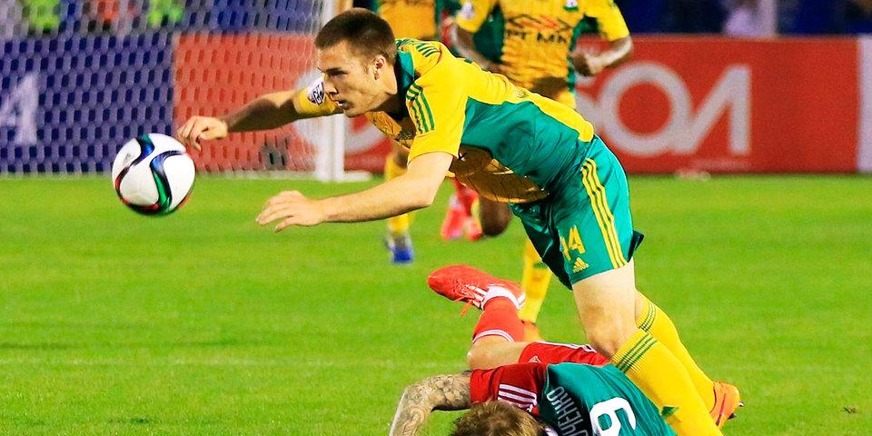 Тони Шуньич: «К матчу первого тура со «Спартаком» буду готов на 100 процентов»