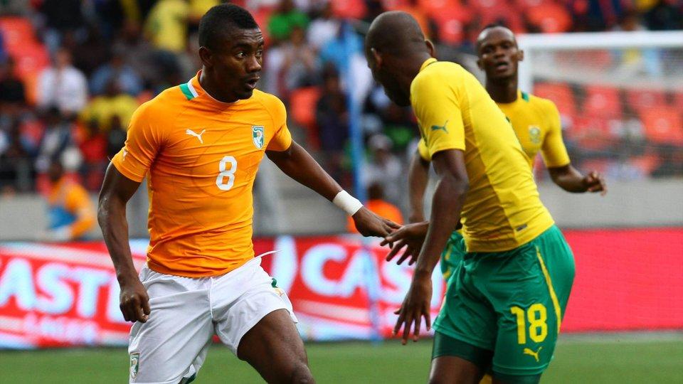 Капитан сборной Кот-д'Ивуара: «Мы не фавориты Кубка Африки»
