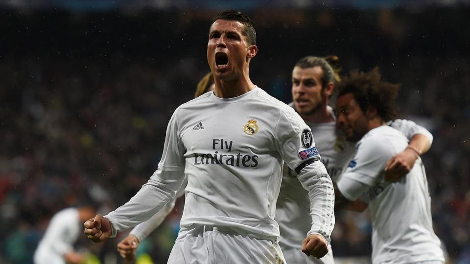 Роналду поставил подпись под новым контрактом с «Реалом»
