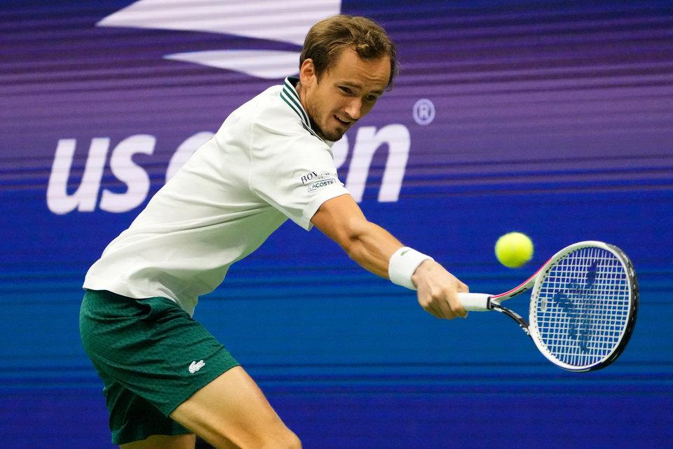 Медведев ожидает интересного матча с Андухаром на US Open