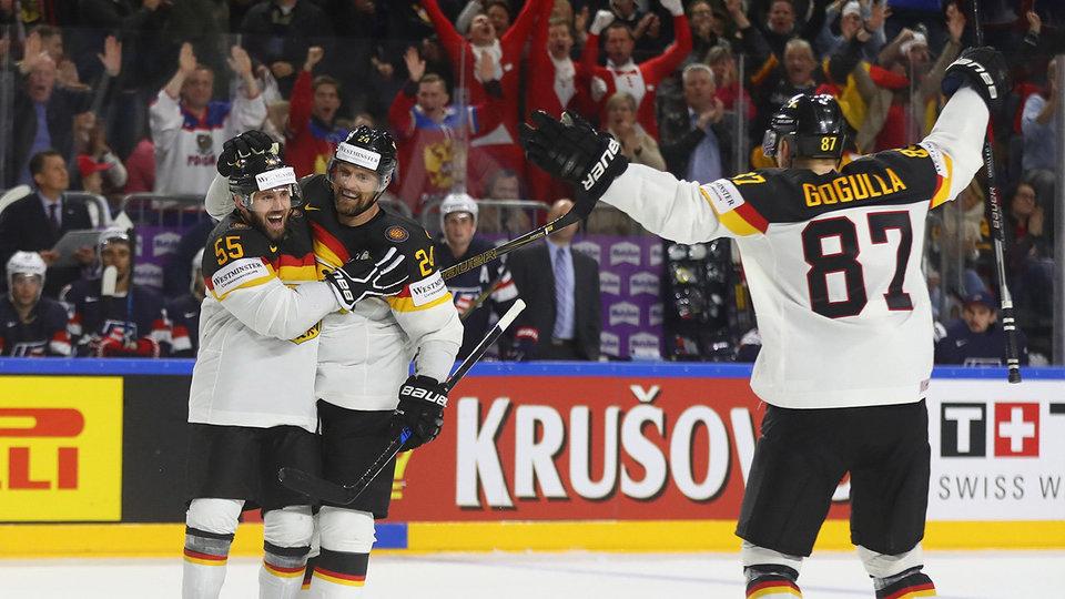 Сборная США проиграла Германии в первом матче на ЧМ