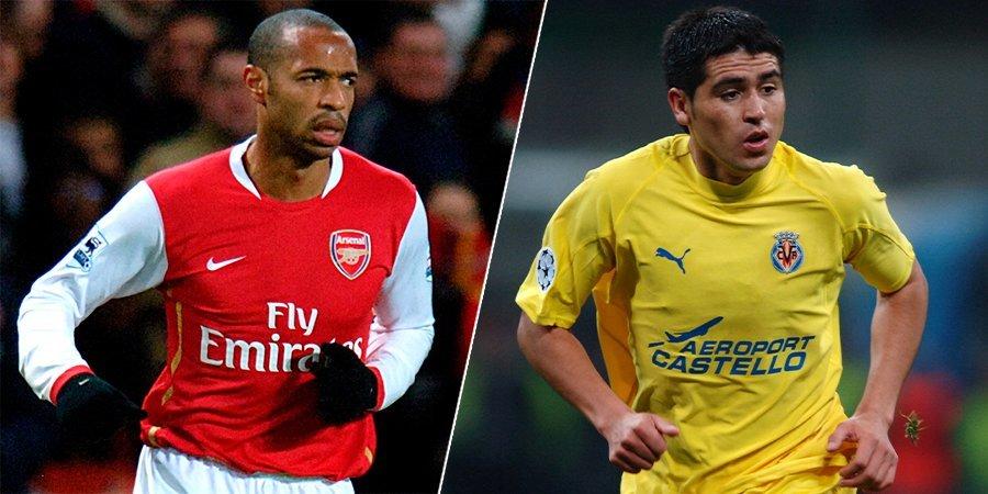 «Арсенал» и «Вильярреал» 15 лет назад боролись за выход в финал ЛЧ. Вспомнили, как это было