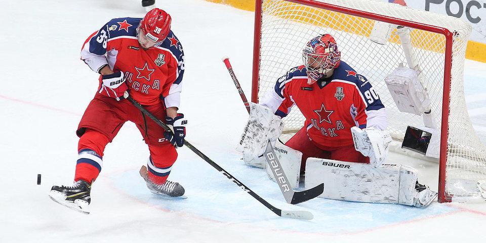 ЦСКА легко победил «Динамо», «Локомотив» впервые за три года выиграл в Ярославле у СКА