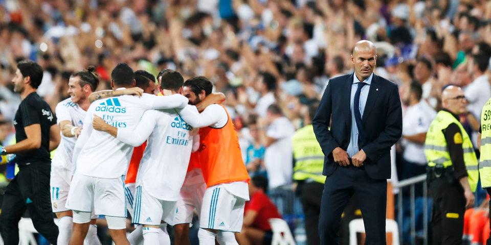 10 лучших команд в истории футбола. Попал ли бы туда «Реал» Зидана?