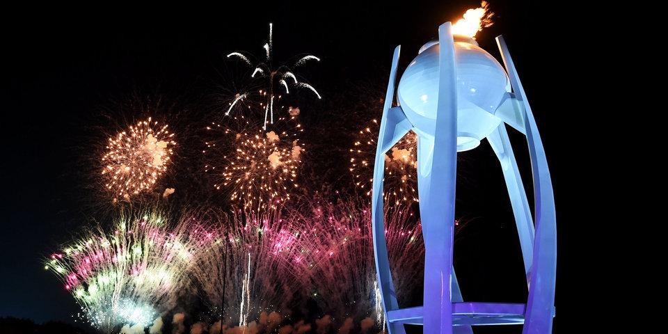 Зимние Олимпийские игры в Пхенчхане объявлены закрытыми