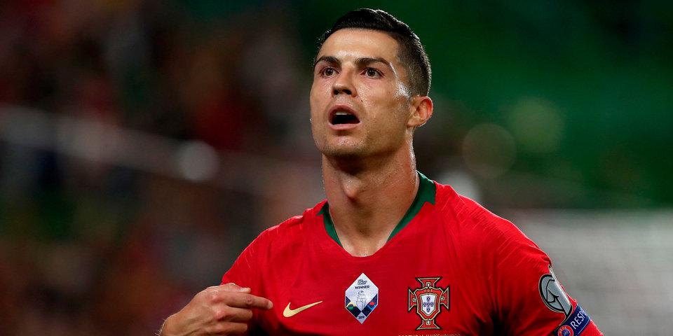 Роналду поздравил «Спортинг» с победой в чемпионате Португалии