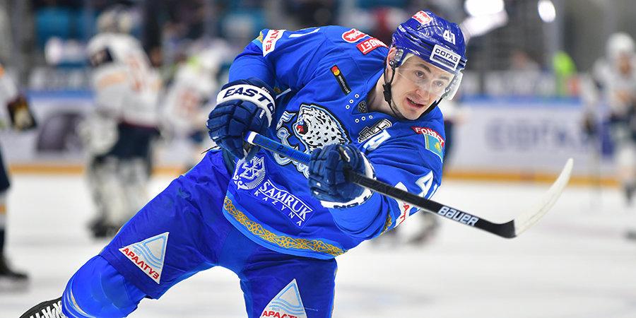 Борис Иванищев: «Барыс» отправил контракт Бойду, но он промолчал. Дальнейшая его судьба неизвестна»