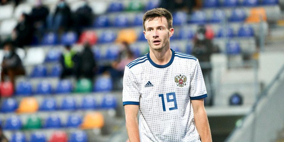 Лесовой прокомментировал свое непопадание в заявку сборной России на ЧЕ-2020
