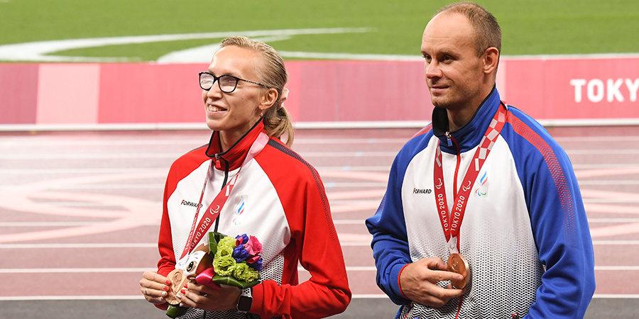 Кулинич-Сорокина завоевала бронзу Паралимпийских игр в беге на 200 метров
