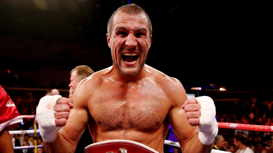 Ковалев назвал топ-5 боксеров современности